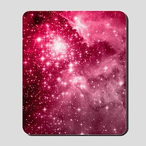Raspberry Stars Mousepad
