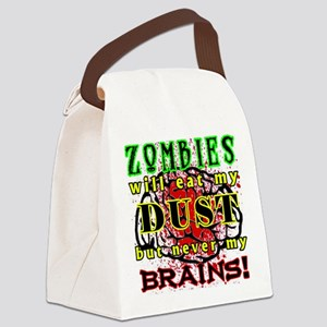 TEAM ZEB Motto Canvas Lunch Bag
