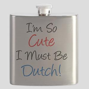 So Cute Dutch Flask