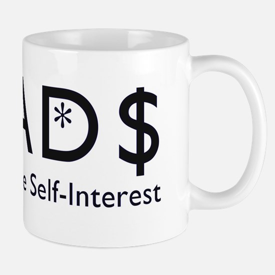 ZAAD$: Compassionate Self-Int Mug