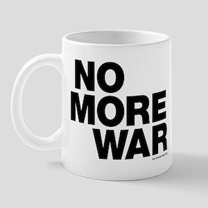 NO MORE WAR Mug