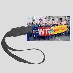 WTO Large Luggage Tag