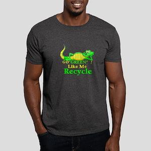 Gators Love To Recycle.:-) Dark T-Shirt