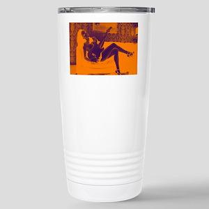 Charlie #5 Stainless Steel Travel Mug