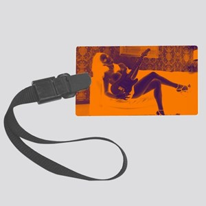 Charlie #5 Large Luggage Tag