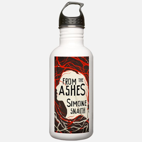 From The Ashes cover Water Bottle