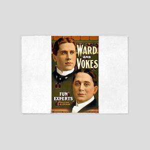 Ward and Vokes fun experts - US Lithograph - 1902