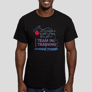MI TNT Men's Fitted T-Shirt (dark)