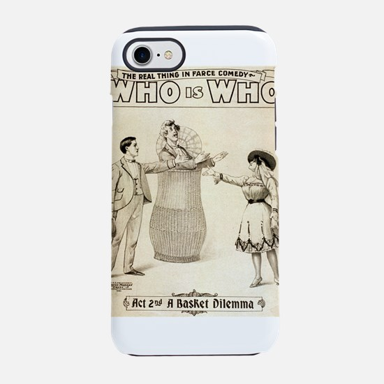 Who is who 2 - US Printing - 1899 iPhone 7 Tough C