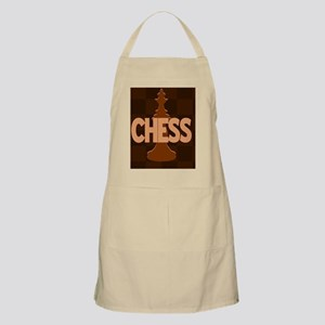 King of Chess Apron