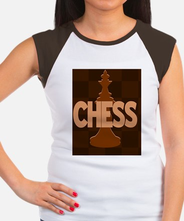 King of Chess Women's Cap Sleeve T-Shirt