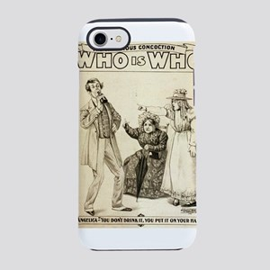 Who is who 3 - US Printing - 1899 iPhone 7 Tough C