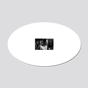 MARCO RUBIO 20x12 Oval Wall Decal