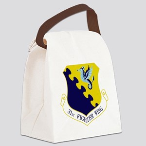 31st FW Canvas Lunch Bag