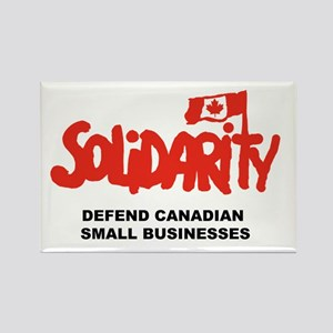 Solidarity Canada Magnets