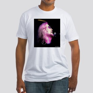 soul man Fitted T-Shirt