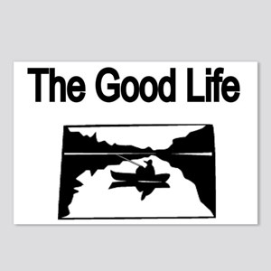 The Good Life. (fisherman Postcards (Package of 8)