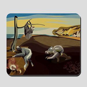 Persistence of Sloths Mousepad