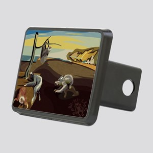 Persistence of Sloths Rectangular Hitch Cover