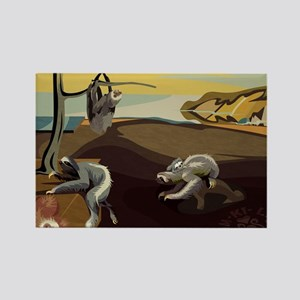 Persistence of Sloths Rectangle Magnet
