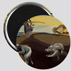 Persistence of Sloths Magnet