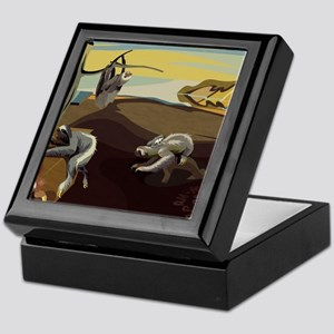 Persistence of Sloths Keepsake Box