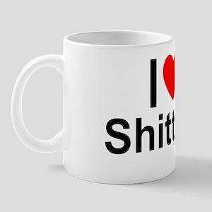 Shitting Mug