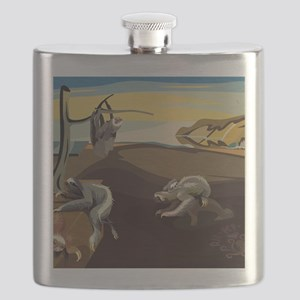 Persistence of Sloths Flask
