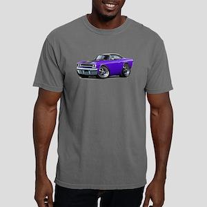 1970 Roadrunner Purple-Black Car T-Shirt