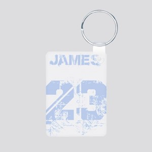 James 23 Keychains
