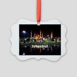 Istanbul_2x3_magnet_HagiaSophiaNi Picture Ornament