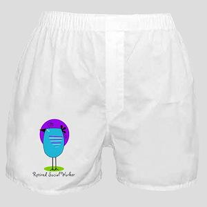 RT SW 9 Boxer Shorts