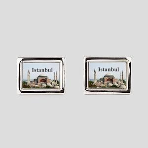 Istanbul_2x3_HagiaSophia Cufflinks