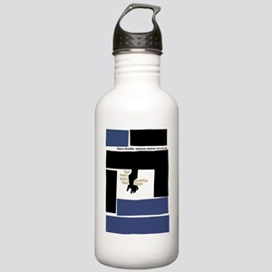 The Man with the Golde Stainless Water Bottle 1.0L