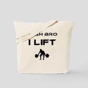 yeahbro Tote Bag