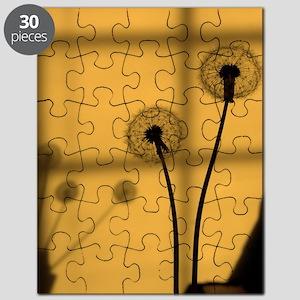 Golden Dandelion Puzzle