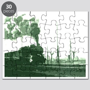 The Old Steam Engine Puzzle