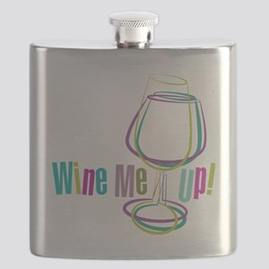 Wine Me Up! Flask