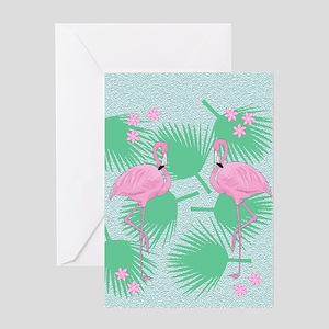 b3bf55c7e Flip Flops Greeting Cards - CafePress