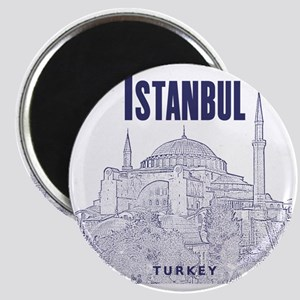 Istanbul_10x10_HagiaSophia_v1_Blue Magnet