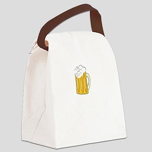 Barley Hops Canvas Lunch Bag