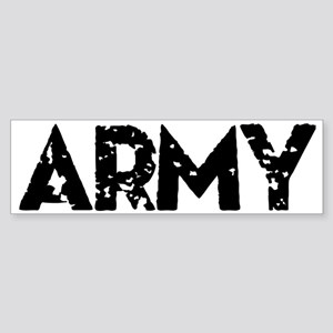 Army Sticker (Bumper)