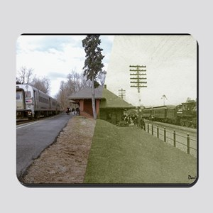 Netcong before and after Mousepad