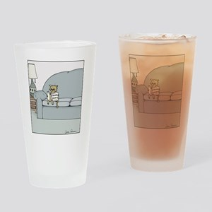 String Theory Drinking Glass