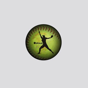 iPitch Fastpitch Softball (right handed) Mini Butt