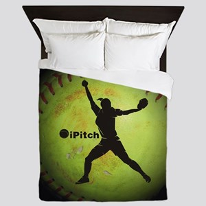 iPitch Fastpitch Softball (right handed) Queen Duv