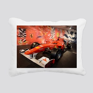 formula 1 Rectangular Canvas Pillow