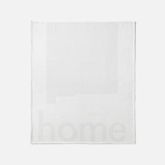 NM home Throw Blanket
