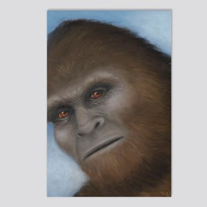 Sasquatch: The Unexpected Postcards (Package of 8)