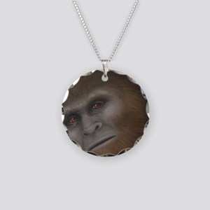 Sasquatch: The Unexpected En Necklace Circle Charm